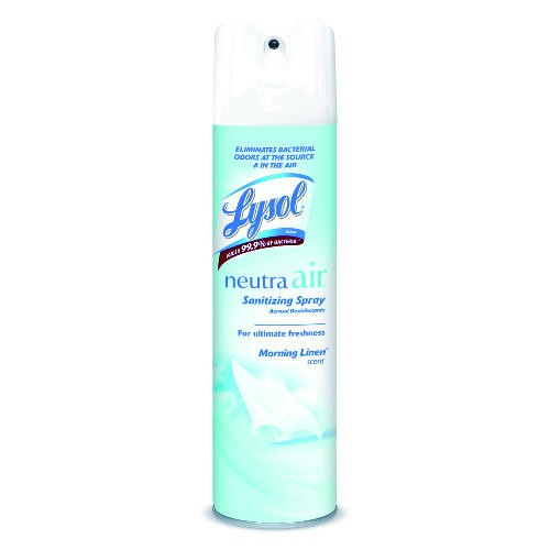 LYSOL® NEUTRA AIR® Air Freshener Aerosol, Morning Linen™ 10 Oz