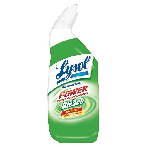 LYSOL� Toilet Bowl Cleaner with Bleach, 24 Oz