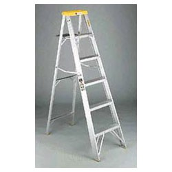 Ladder,Alumin 6Ft,Type Ii