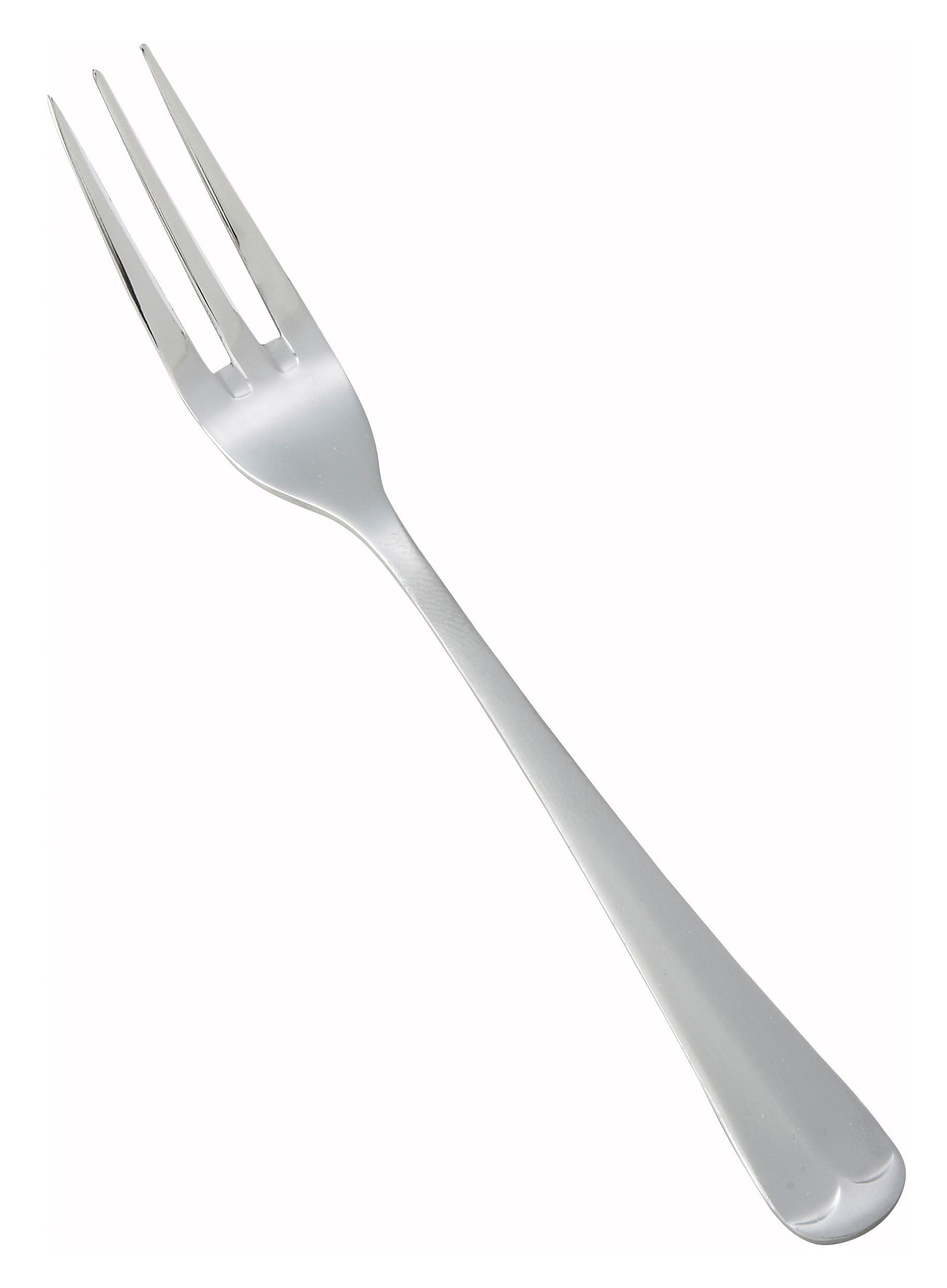 Winco 0015-06 Lafayette Heavy-Handle Satin Finish Stainless Steel Salad Fork (12/Pack)