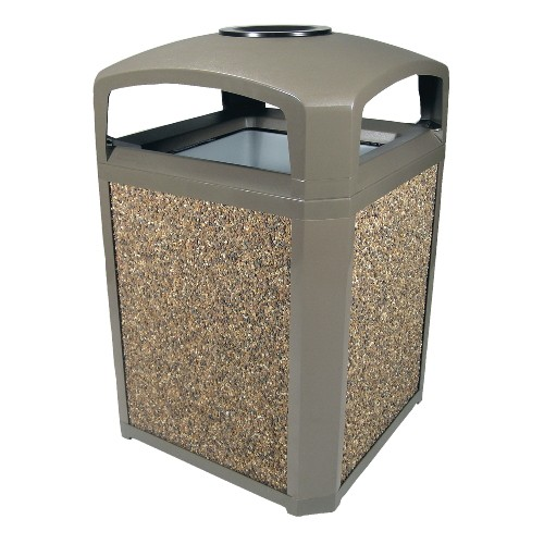 Landmark Trash Container, 3 Gallon
