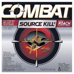 Large Roach Bait, 8 Baits per Pack