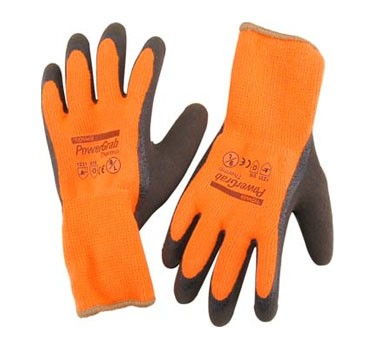 Large-Size Power Grab Thermo Freezer Glove Pair