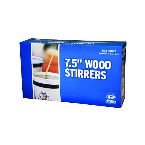 Large Wood Coffee Stirrers