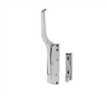 Franklin Machine Products  122-1016 Latch, Magnetic (with Str/Crv'D )