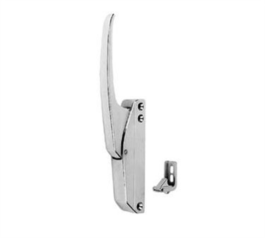 Franklin Machine Products  122-1031 Latch (with Strike/Crvd Hndl )