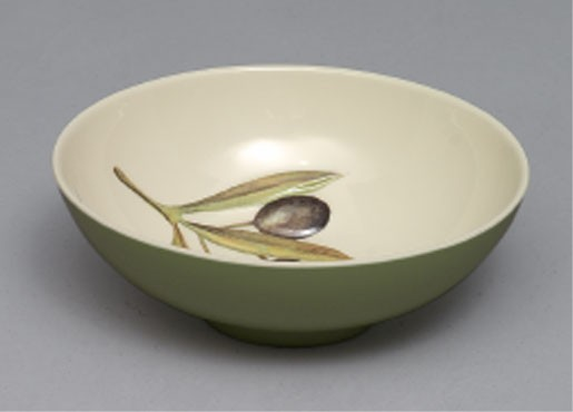 Laurel Melamine 16 Oz. Rice Bowl - 6-3/8