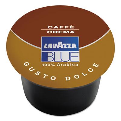 Lavazza BLUE Espresso Capsules, Crema Dolce, 8g Capsules, 100/Box