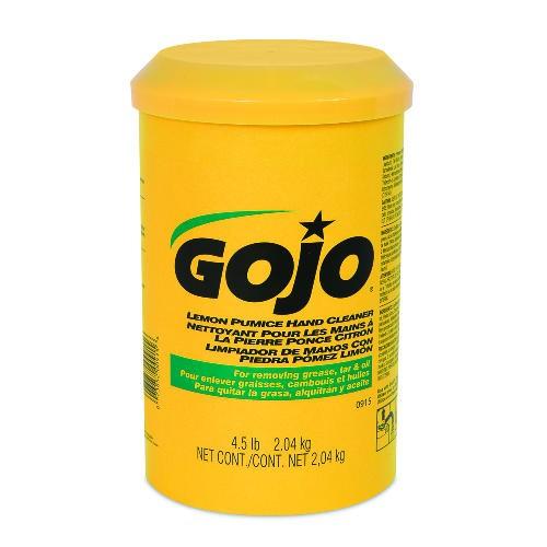 Lemon Pumice Hand Cleaner, 4.5 Oz