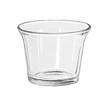 Libbey Glass 5160 2-1/2 oz. Glass Oyster Cocktail Dish