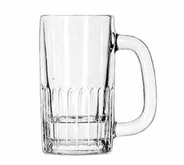Libbey Glass 5307 Glass 8-1/2 oz. Beer Mug