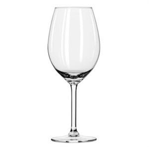 Libbey Glass 9104RL Allure 14-1/4 oz. Royal Leerdam Wine Glass