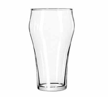 Libbey Glass 539HT 21-3/4 oz. Bell Soda Glass