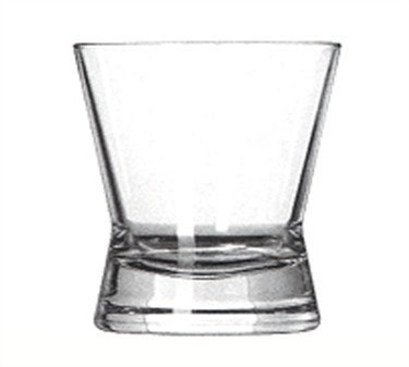 Libbey Biconic 9-1/2 Oz. Double Old Fashion Glass