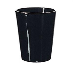 Libbey Glass 5120E Black 1-1/2 oz. Whiskey Shot Glass