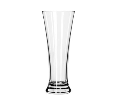 Libbey Glass 247 Bolla Grande Collection 16 oz. Flare Pilsner