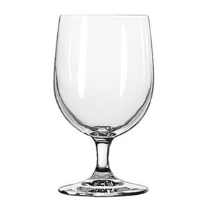 Libbey Bristol Valley 12 Oz. Goblet Glass With Sheer Rim