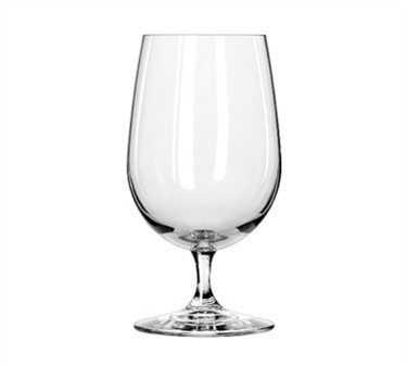 Libbey Glass 8513SR Bristol Valley 16 oz. Water Goblet