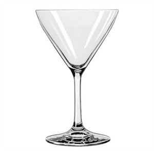 Libbey Glass 8555SR Bristol Valley 7-1/2 oz. Cocktail Glass