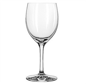 Libbey Glass 8565SR Bristol Valley 8-1/2 oz. Chalice Wine Glass