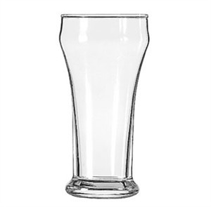 Libbey Glass 12 Heavy Base 8 oz. Pilsner Glass