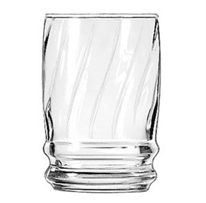 Libbey Glass 29211HT Cascade 10 oz. Heat-Treated Beverage Glass
