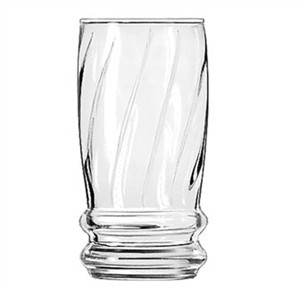 Libbey Cascade 12 Oz. Heat-Treated Beverage Glass With Safedge Rim