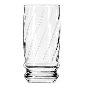Libbey Glass 29811HT Cascade 16 oz. Heat-Treated Cooler Glass