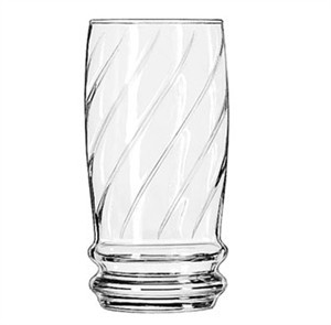 Libbey Cascade 22 Oz. Heat-Treated Iced Tea Glass With Safedge Rim