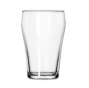 Libbey Glass 30 Cascade 6-3/4 oz. Bell Soda Fountain Glass