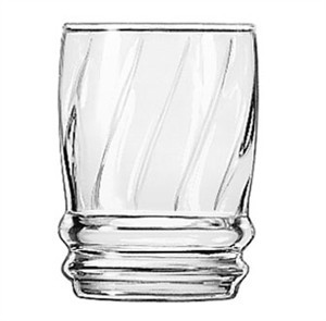 Libbey Glass 29511HT Cascade 8 oz. Heat-Treated Beverage Glass