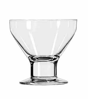 Libbey Catalina 10 Oz. Dessert Glass With Safedge Rim/Foot