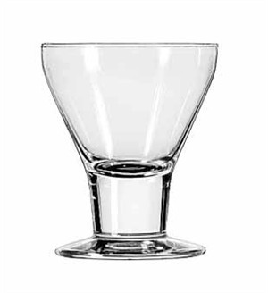 Libbey Catalina 7 Oz. Rocks/Sherbet Glass With Safedge Rim/Foot