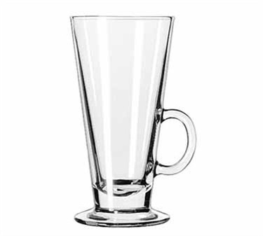 Libbey Catalina 8-1/2 Oz. Tapered Irish Coffee Glass Mug