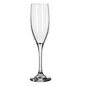Libbey Glass 4196SR Charisma 6 oz. Tall Flute Glass