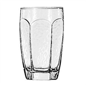 Libbey Glass 2489 Chivalry 10 oz. Beverage Glass