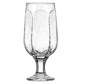 Libbey Chivalry 12 Oz. Beer Glass With Safedge Rim/Foot