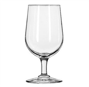 Libbey Glass 8411 Citation 11 oz. Banquet Goblet Glass