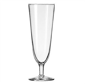 Libbey Citation 12 Oz. Footed Pilsner Glass With Safedge Rim,