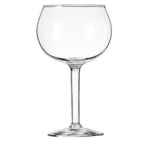 Libbey Citation Gourmet 14 Oz. Round Wine Glass With Safedge Rim