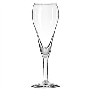 Libbey Citation Gourmet 6 Oz. Tulip Champagne Glass With Safedge Rim