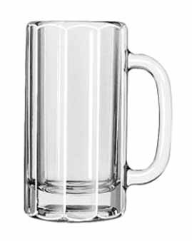 Libbey Classic 12 Oz. Paneled Mug