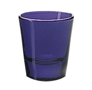 Libbey Glass 5120B Cobalt 1-1/2 oz. Whiskey Shot Glass