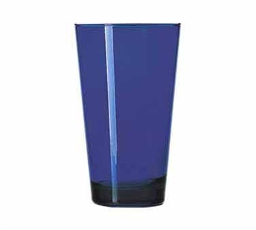 Libbey Glass 171B Cobalt Blue 17 oz. Flare Cooler Glass