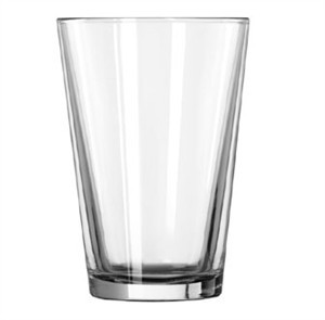 Libbey Cobalt DuraTuff 9 Oz. Mini Mixing Glass With Safedge Rim