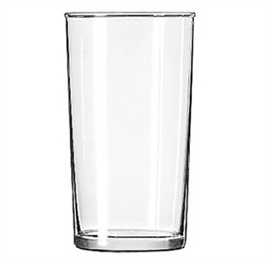 Libbey Collins Glass 10 Oz. Straight-Sided Glass With Safedge Rim