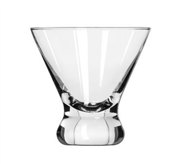 Libbey Cosmopolitan 8 Oz. Glass With Safedge Rim/Foot