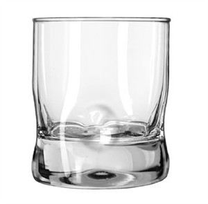 Libbey Crisa Impressions 12 Oz. Double Old Fashioned Glass