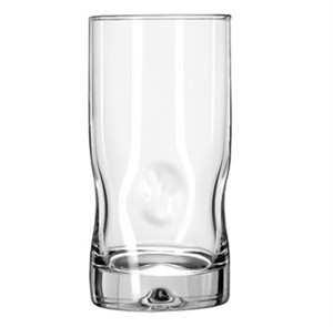 Libbey Glass 1767790 Crisa Impressions 16 oz. Cooler Glass