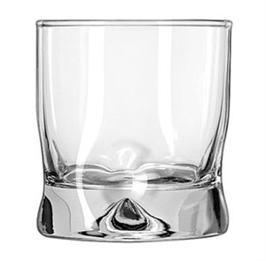 Libbey Glass 1767580 Crisa Impressions 8 oz. Old Fashioned Glass